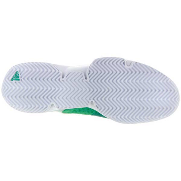 Adidas ubersonic 2 clay uomini scarpe da tennis bb3323 il nucleo di verde