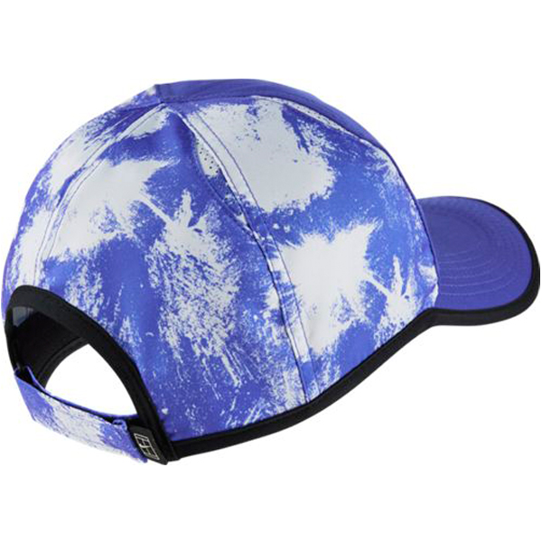 0f637edd3c526 Nike Court Aerobill Tennis Hat Paramount Blue 868556-452 - The ...
