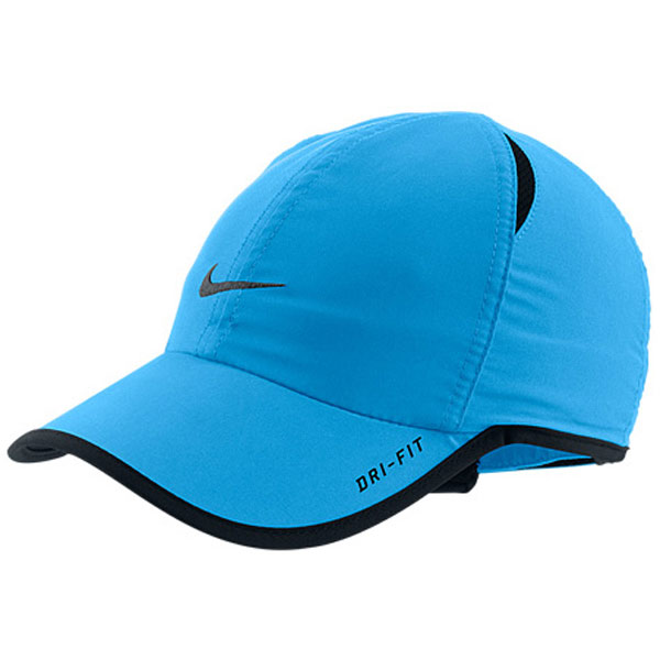 1e3ffcfa255e0 Nike Young Athletes Feather Light Cap Coast Blue 209449-440 - The ...