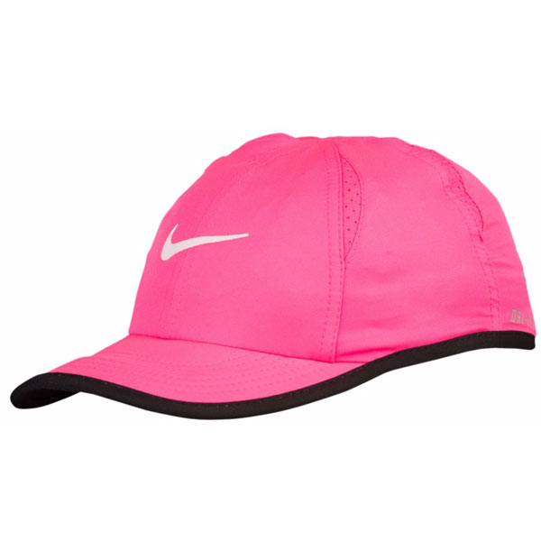 Nike Young Athletes Feather Light Cap Hyper Pink 209449-669 - The ... 4a1e6639f4b