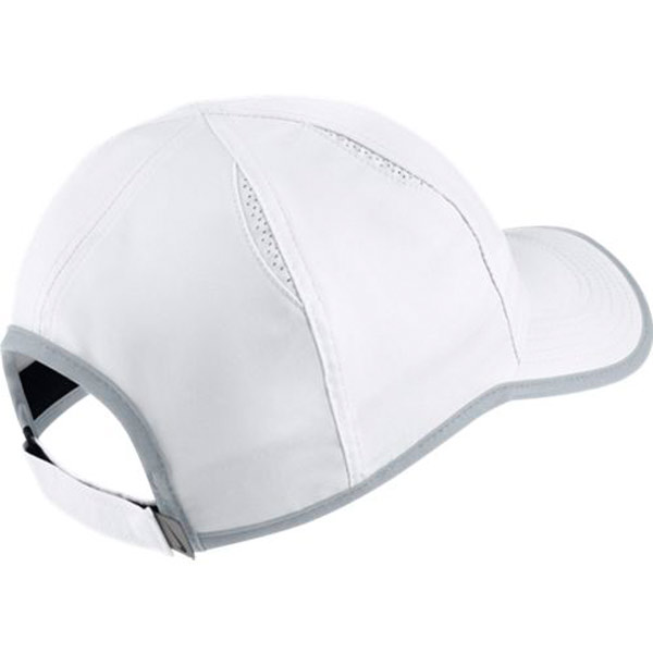 Nike Court Aerobill Featherlight Hat White 864105-101 - The Tennis Shop 00b3d1b804d