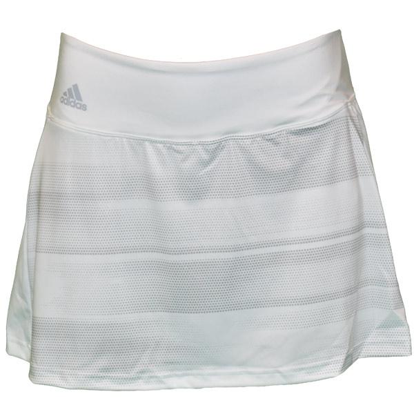26bb589541 adidas Women's Advantage Trend 13 Inch Skirt Skirt White BQ4870 ...