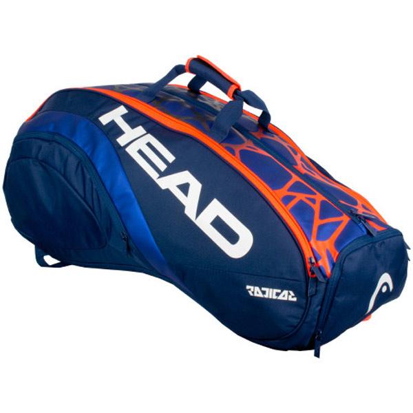 Head Tennis Bag >> Head Radical Monstercombi 12 Pack Tennis Bag 283308