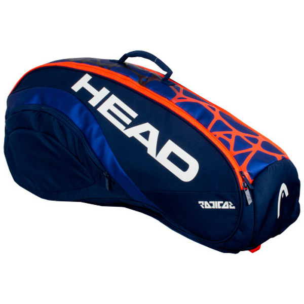 Head Radical Combi 6 Pack Tennis Bag 283368