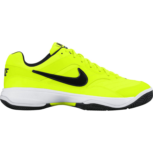 info for f6d43 78c5e Nike Court Lite Mens Tennis Shoe VoltBlack 845021-701 - The