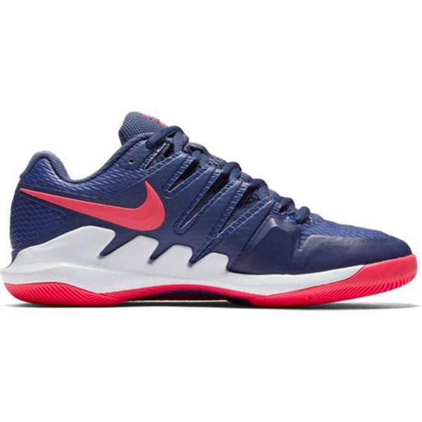 Nike Air Zoom Vapor X Women s Tennis Shoe Blue Recall AA8027-400. Sale!    e1f9b9aa0e7