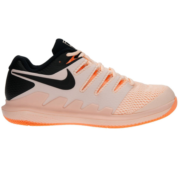 9be078d9666 Nike Air Zoom Vapor X Women s Tennis Shoe Crimson Tint AA8027-800 ...