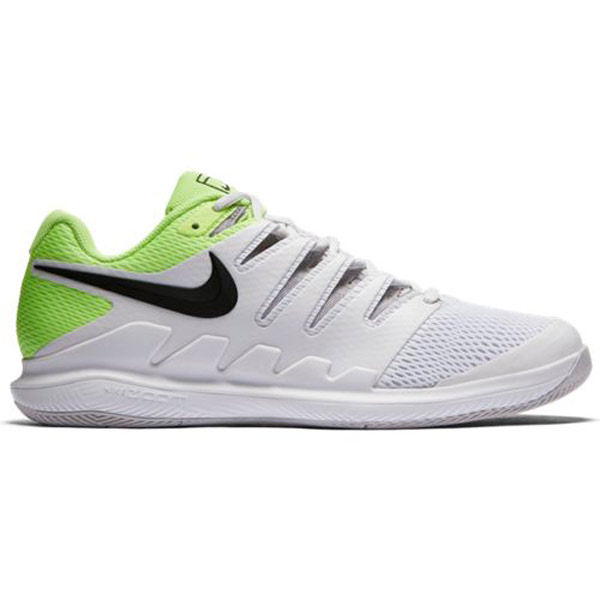 62eec21353c54 Nike Air Zoom Vapor X Men s Tennis Shoe Vast Grey Black AA8030-001 ...