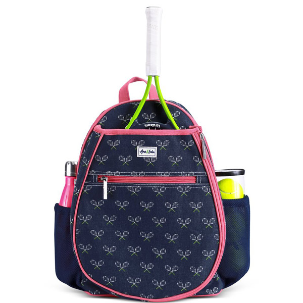 Ame And Lulu Junior Match Point Tennis Camper Backpack