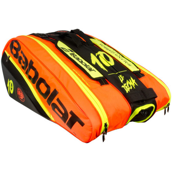Babolat Pure 12 Pack Tennis Bag Decima French Open 751164 ...