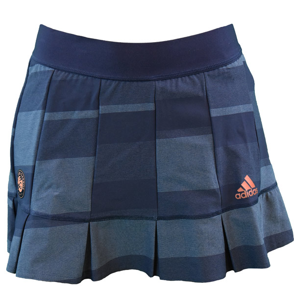 adidas Women's RG Skirt Noble Indigo CE0387 - The Tennis Shop