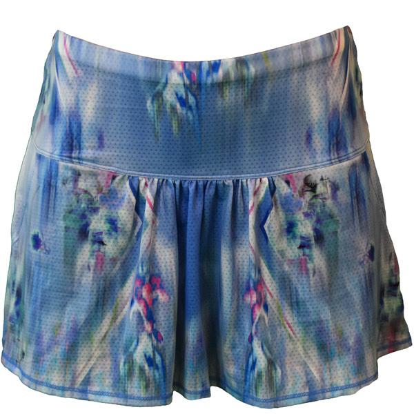 Lucky In Love Floral Fantasy Pocket Skirt