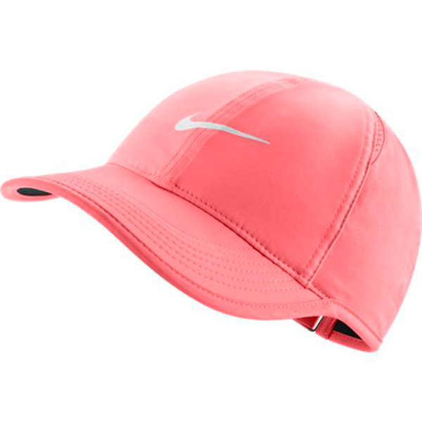 Nike Women s Featherlight Hat Lava Glow 679424-676 - The Tennis Shop 5a17fdc3e6