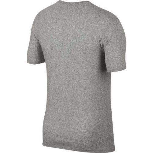 6f055f2c2 Nike Men's Court Dry Rafa Tee Dk Grey Heather/Laser Orange 913490-063