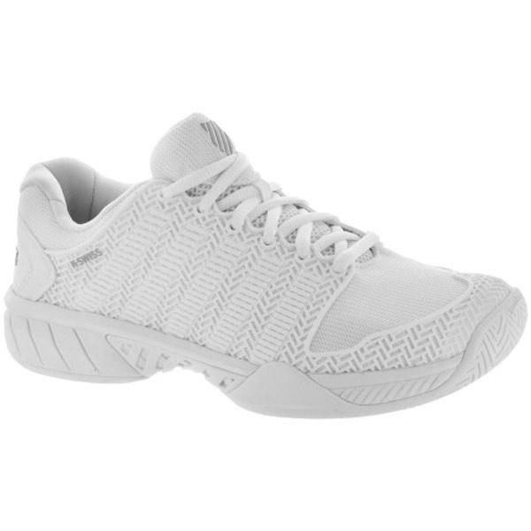 K Swiss Hypercourt Express Women S Tennis Shoe White 93377 107 The