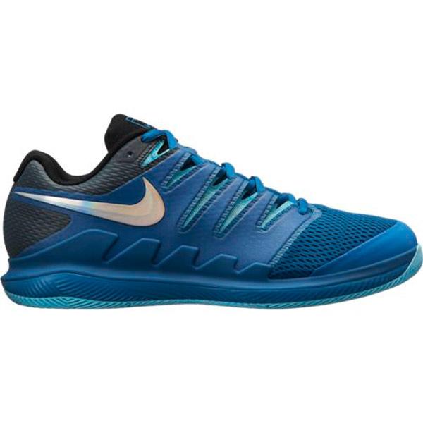 9397920ab9fd Nike Zoom Vapor X Men s Tennis Shoe Green Abyss AA8030-300. Sale!   