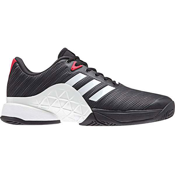 2dd51ff53a69 adidas Barricade 2018 Men s Tennis Shoe Core Black CM7818 - The ...