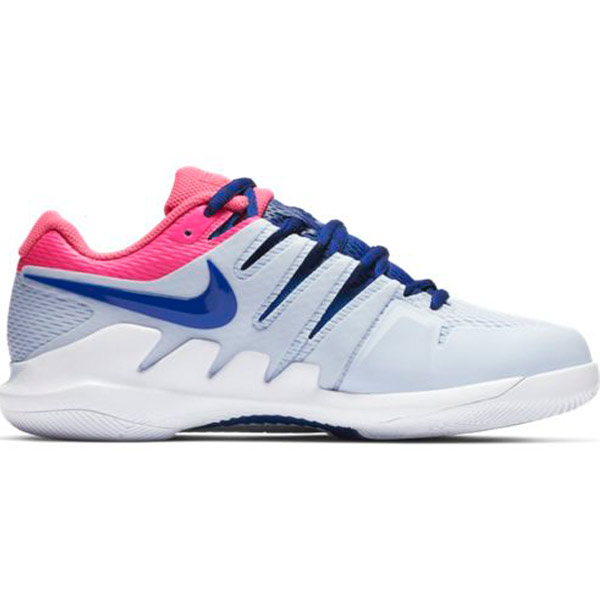 b658cbff25094 Nike Zoom Vapor X Women's Tennis Shoe Half Blue/Indigo Force AA8027-404.  Sale! ; 