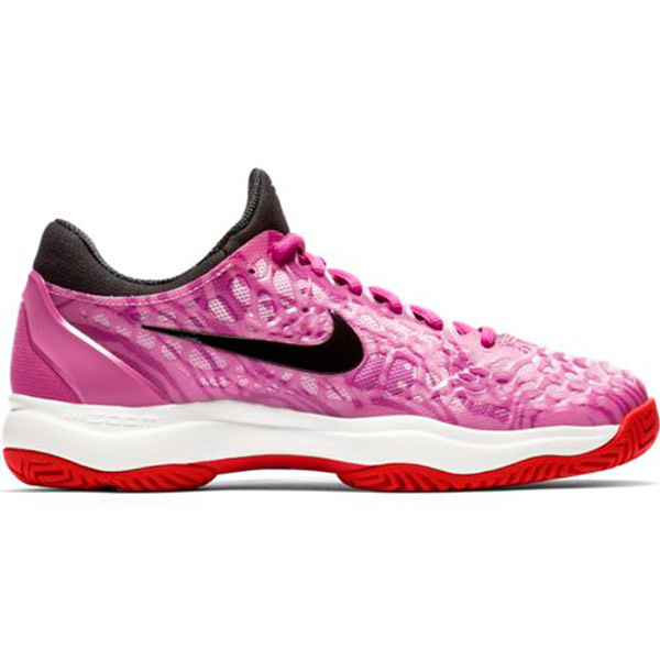 80c8bd5646 Nike Zoom Cage 3 HC Women's Tennis Shoe Active Fuchsia 918199-600. Sale! ;  