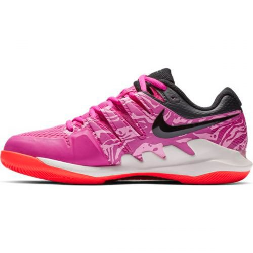d7647719d7ce Nike Zoom Vapor X Women s Tennis Shoe Active Fuschia AA8027-602
