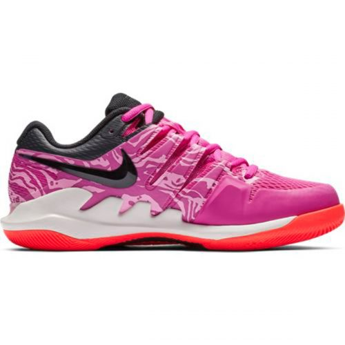 brand new 569fd 46449 Nike Zoom Vapor X Women s Tennis Shoe Active Fuschia AA8027-602