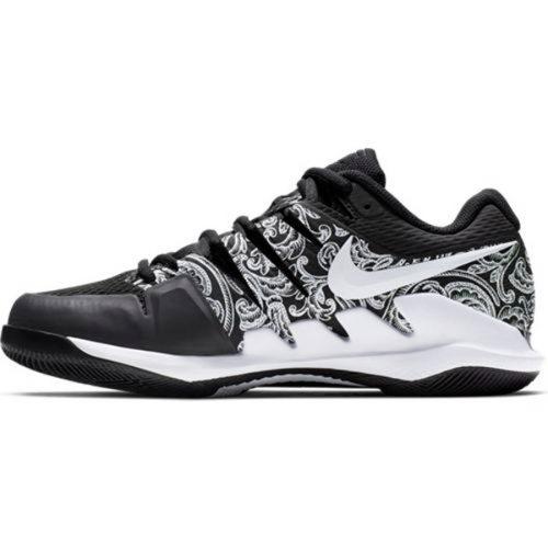 a7b72cf8e9ca Nike Air Zoom Vapor X Women s Tennis Shoe White Black AA8027-103