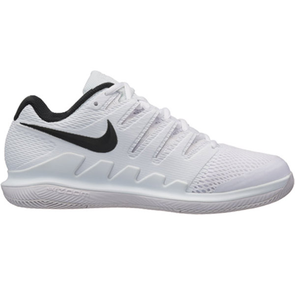 Nike Air Zoom Vapor X Wide Women's Tennis Shoe White AJ3757-100