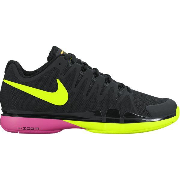 Nike Zoom Vapor 95 Tour Mens Tennis Shoe BlackVoltPink Blast 631458076 Sale