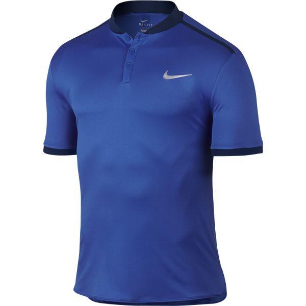 371fa57f2 Nike Men's Advantage Premier Polo Hyper Cobalt/Deep Royal Blue 729384-439.  Sale! ; 