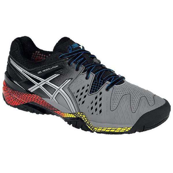 Mens Gel-Resolution 6 Tennis Shoes Asics rJoXcW6g0