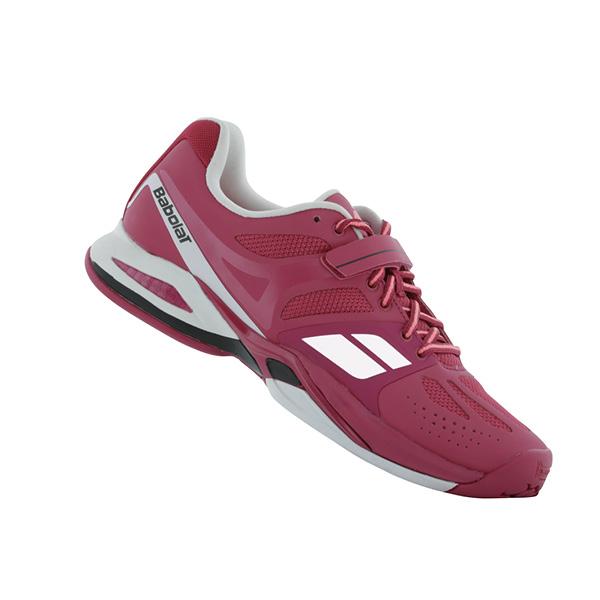 37adc8a48af5 Babolat Propulse BPM Womens Tennis Shoes Pink - The Tennis Shop