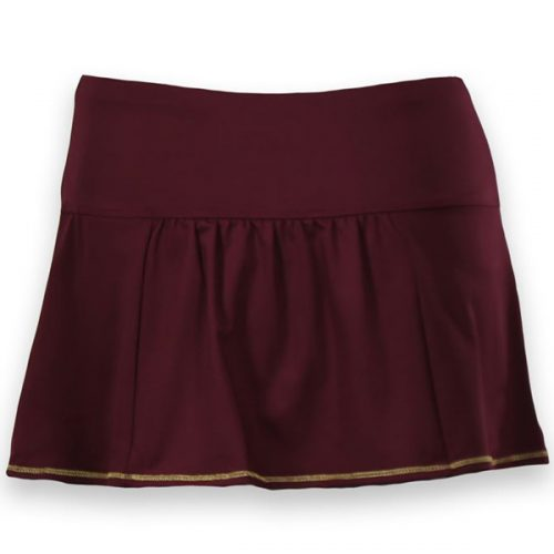 4e751e368a491 Lucky in Love Women s Rockin Moroccan Cargo Skirt Wine CB120-602