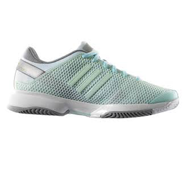 Adidas Barricade 8 Stella McCartney tennis zapatos Fresh Aqua q22142