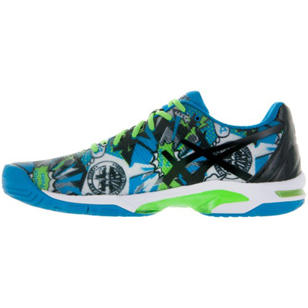 the best attitude 1ddb1 ef569 ASICS Men s Gel Solution Speed 3 Limited Edition NYC Shoe E618N-0190. Sale!    