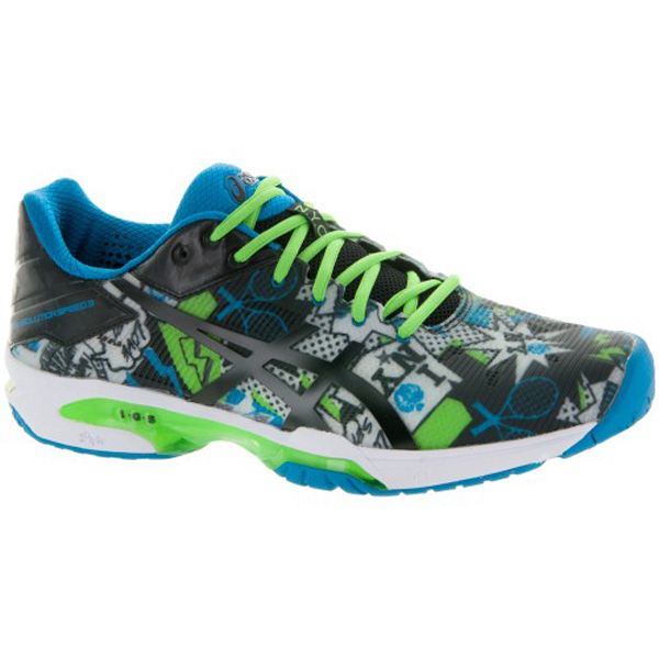 ASICS Men s Gel Solution Speed 3 Limited Edition NYC Shoe E618N-0190. Sale!     0f7f3815b48