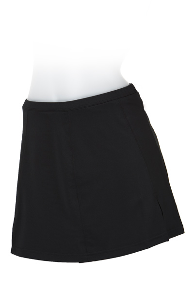 fa6b9ab08e Bolle Women's Basic Tennis Skirt Black 8693-1000 - The Tennis Shop