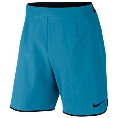 37bd6ebcfeb5a Nike Men s Flex Gladiator 9 Inch Short Vivid Sky 728980-432