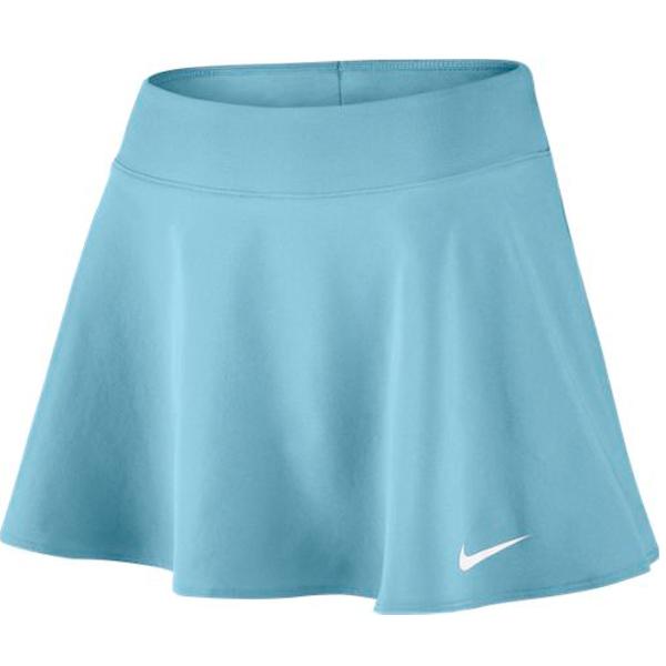 separation shoes 05bd1 b4c60 Nike Womens Pure Flouncy 12 Inch Skirt Still Blue 830616-499. Sale!  