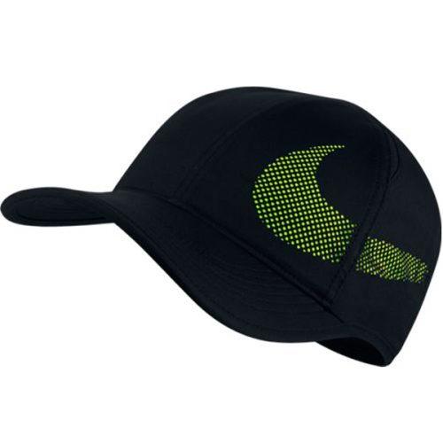 8967c6a2c4e Nike Women s Feather Light Hat White 679424-103 - The Tennis Shop