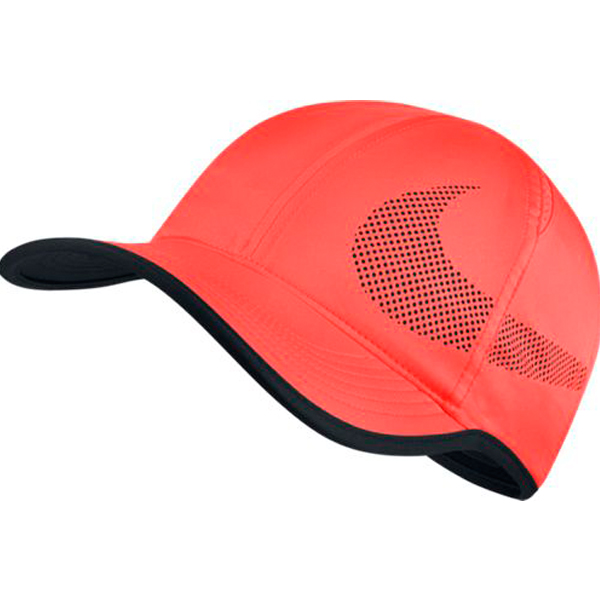 84bffa818ce Nike Feather Light Perforated Hat Hyper Orange 840455-877 - The ...