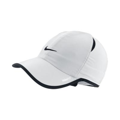 c3d8ad1f661 Nike Young Athletes Feather Light Cap 209449-101 - The Tennis Shop