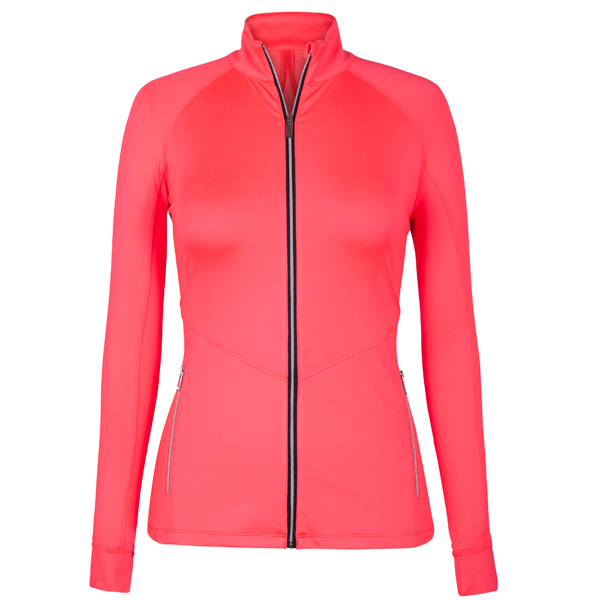 Tail Women's Coral Glam Tavin Jacket Optic Coral TD2142-4669. Sale!  Previous; Next